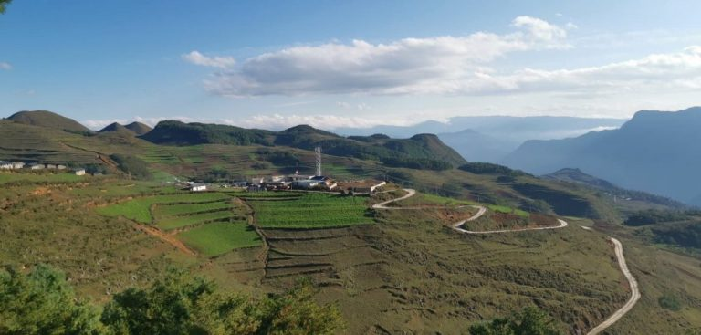 Liangshan, China (Huiyuan Liu)