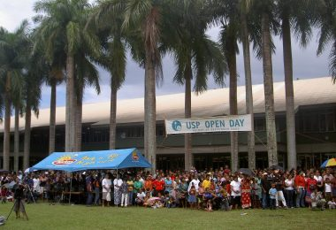 An open day at University of the South Pacific (Flickr/CC ILO-Asia Pacific)