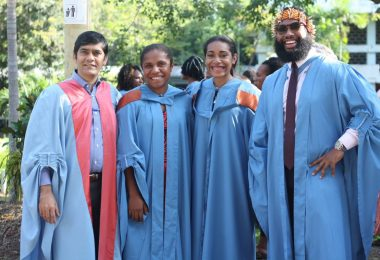 University of Papua New Guinea graduates, 2018