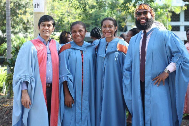 University of Papua New Guinea graduates, 2018