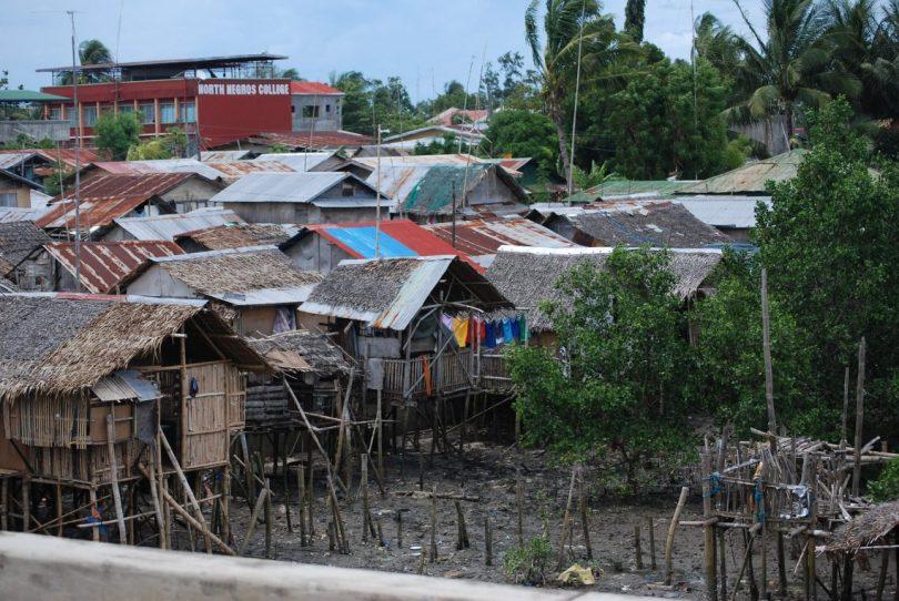Village in Western Visayas, Philippines