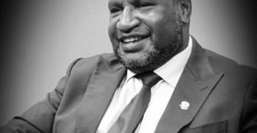James Marape, Prime Minister of Papua New Guinea