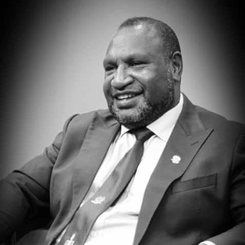 James Marape, Prime Minister of Papua New Guinea