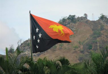 Is PNG a fragile state?