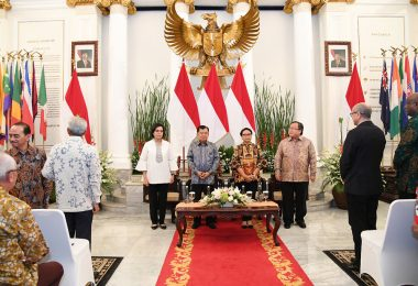 Indonesian AID: the politics and bureaucracy of Indonesia's development cooperation