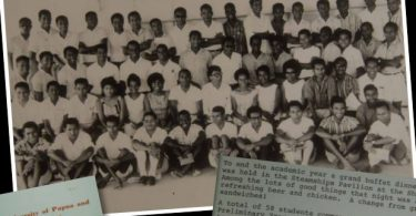 Reflections on a decade of teaching at UPNG