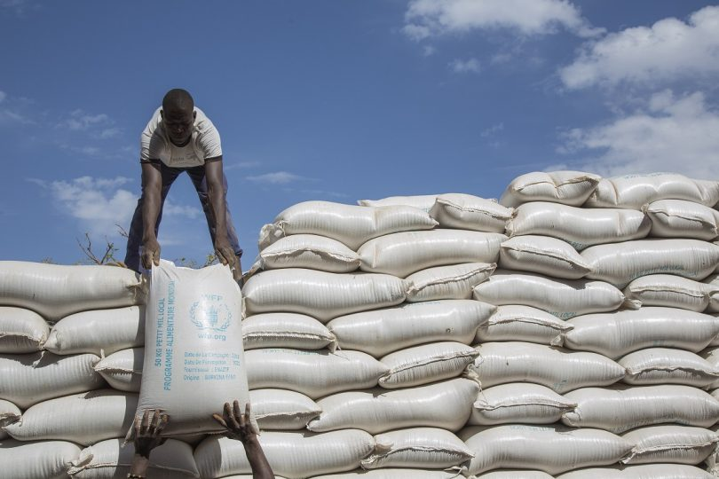 Will famine prompt Australia to look beyond the Indo-Pacific?