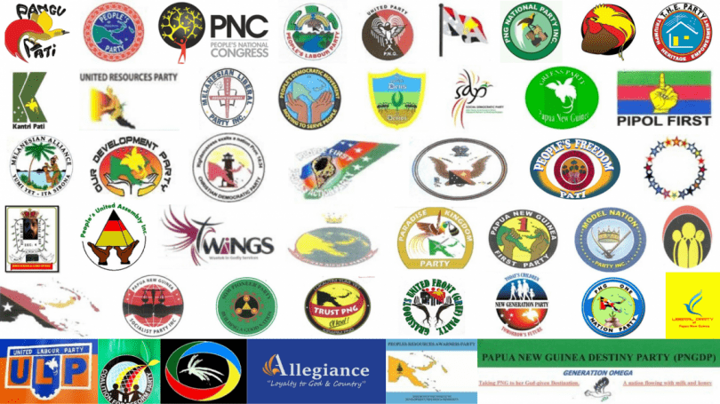 Parliamentary fragmentation in PNG at the elections: is it getting worse?