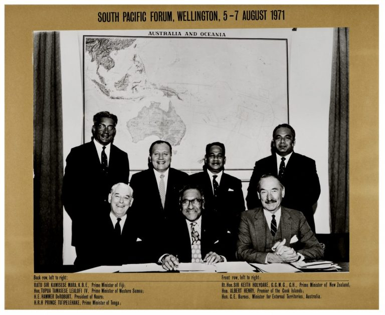Pacific way(s) and regionalism