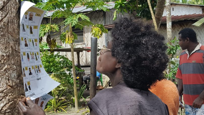 Elections and Politics in Papua New Guinea