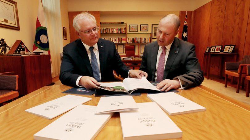 2021 aid budget