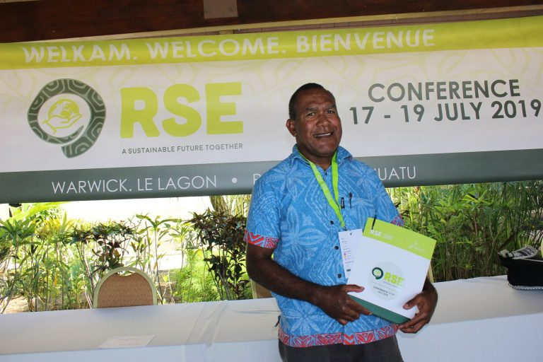 Stakeholders including RSE workers met in Vanuatu for the 2019 RSE Conference