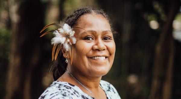 Sylvia Mansale, Vanuatu Business Owner (Credit: Groovy Banana)
