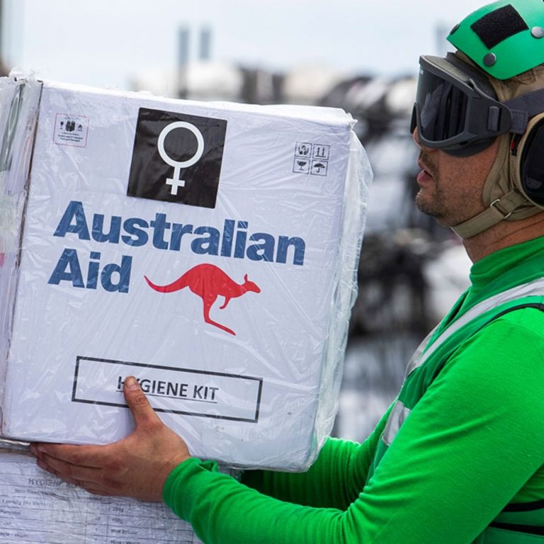 2021 aid budget breakfast