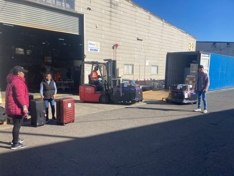 Flood relief to Timor-Leste from Melbourne
