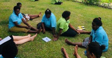 Vanuatu Skills Partnership strategic planning session (Anna Gibert)