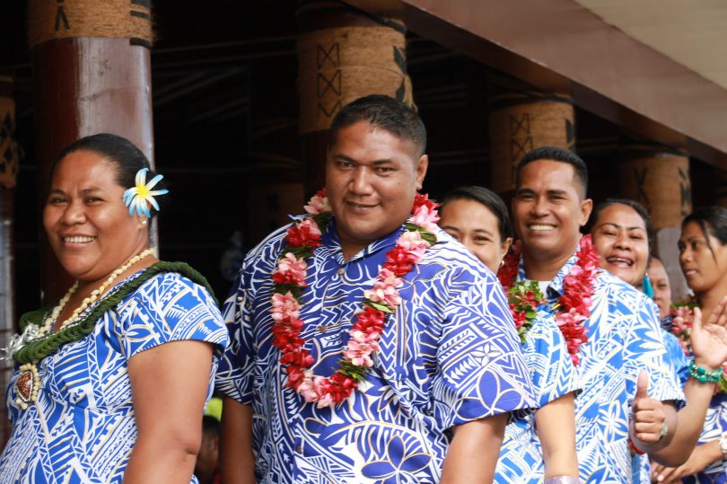 APTC graduation ceremony Samoa 2013 (Kevin Hadfield-AusAID-Flickr)