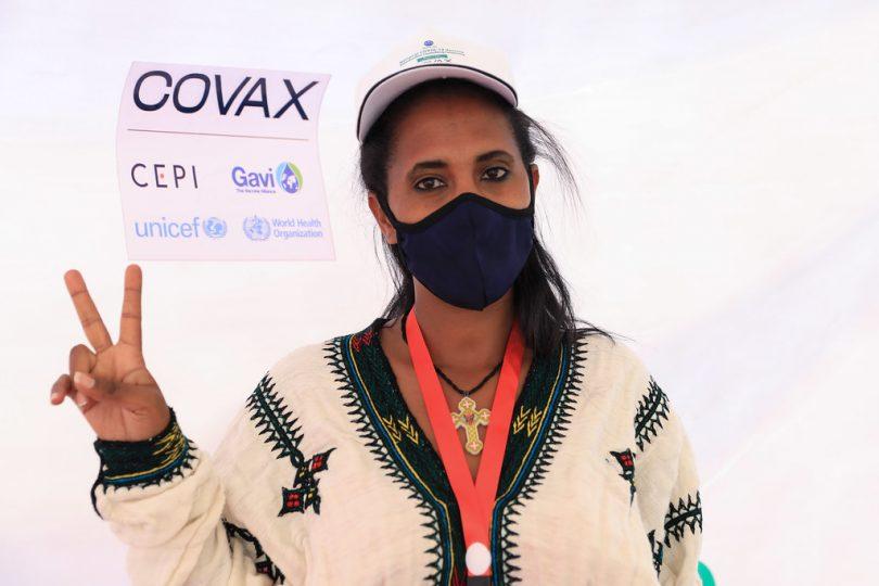COVID 19 Vaccine Program in Addis Ababa (UNICEF Ethiopia-Flickr)