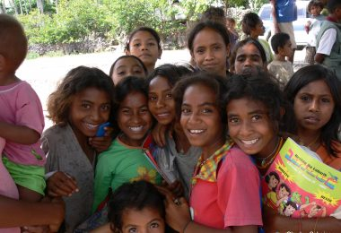 Young people in Timor-Leste (Charles Scheiner)